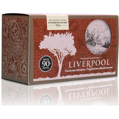 Liverpool Enerwood Tea